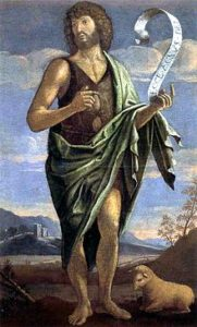 Image of St John the Baptist