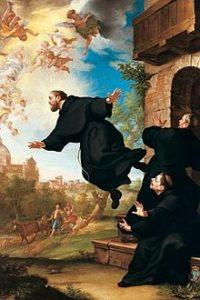Image of St Joseph of Cupertino