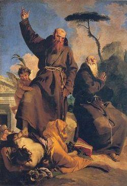 Image of St Joseph of Leonessa