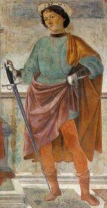 Image of St Julian the Hospitallier