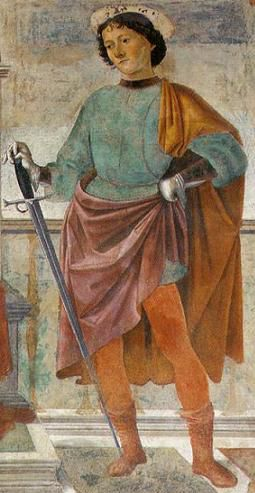 Image of St Julian the Hospitallier