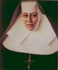 Photograph of St Katharine Drexel