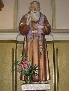 Image of Statue of St Leopold Mandic