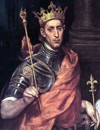 Image of St Louis IX of France