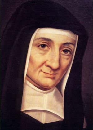 Photograph of St Louise de Marillac
