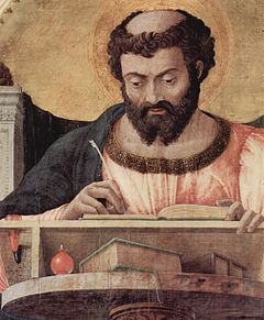 Image of St Luke the Evangelist