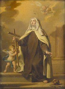 Image of St Margaret of Cortona