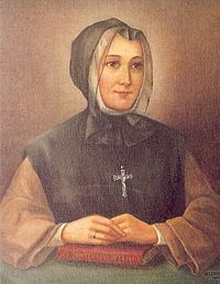 Image of St Marie Marguerite-Youville