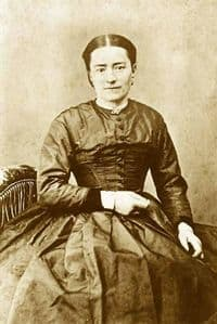Photograph of Marie Martin