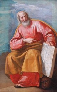 Image of St Mark