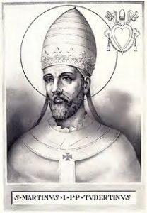 Image of St Martin I
