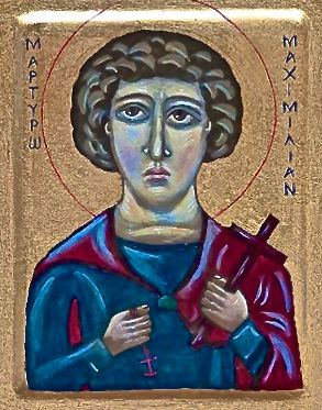 Image of St Maximilian of Tebessa