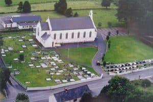 St Patrick's Church, Glenelly, N Ireland