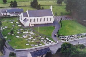 St Patrick's Church, Glenelly, N Ireland