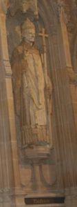 Image of Church Statue of St Paulinus of York