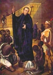 Image of St Peter Claver