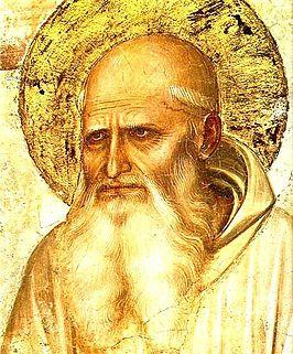 Image of St Romuald