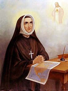 Image of St Rose Philippine Duchesne