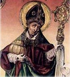 Image of St Rupert of Salzburg