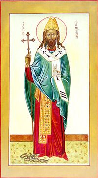 Image of St Samson of Dol