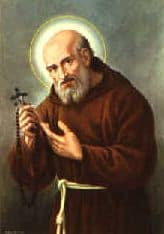 Image of St Seraphin of Montegranaro