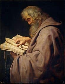 Image of St Simon the Apostle