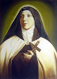 Image of St Teresa of the Andes