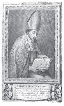 Image of St Thomas Villanova