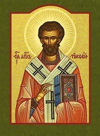 Image of St Timothy