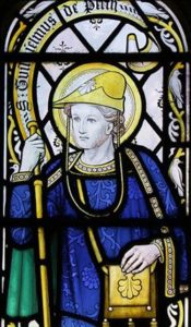 Stain Glass Window Image of William of Perth