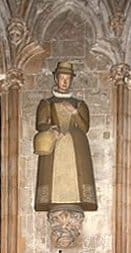 Image of statue of Margaret Ward