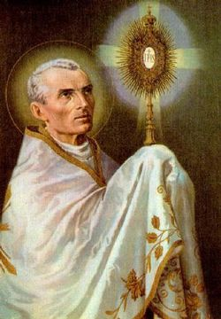 Image of St Peter Julian Eymard