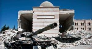 Syrian War: Tank