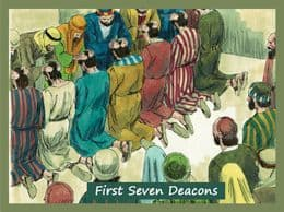 Sketch of the First Seven Deacons