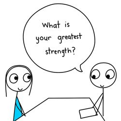 Question: What is your greatest strength?