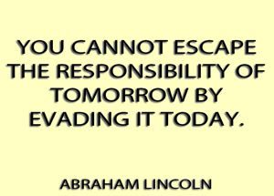 "Quote - Tomorrow: ""You cannot..."""