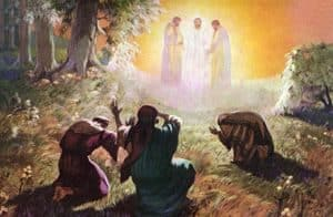 Image of the Transfiguration of Jesus