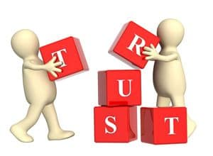Build Blocks - Trust