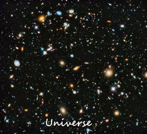 Image of our Universe.
