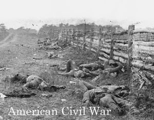 Dead Soldiers - Victims of American Civil War