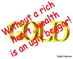 Wealth Quote