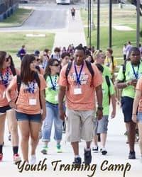 Youths on Walk