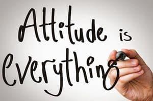 Quote: Attitude is...
