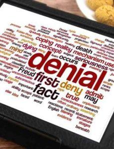 Denial - Word Association