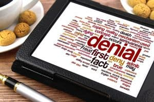 Word Association: Denial