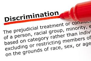 Word Definition of Discrimination