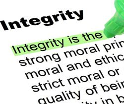 Word Definition: Integrity