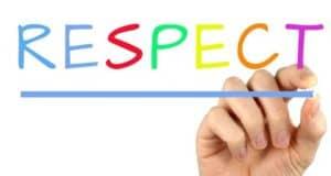 Word: Respect