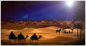 Star over Bethlehem