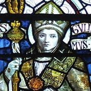 Stain Glass Window Image of St William of York